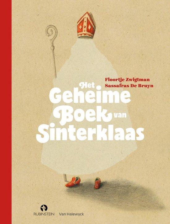 Het geheime boek van Sinterklaas - Floortje Zwigtman | Fthsonline.com