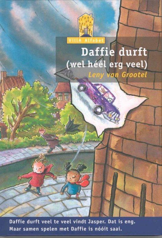 Villa Alfabet Oranje - Daffie durft (wel heel erg veel ) - Leny van Grootel  