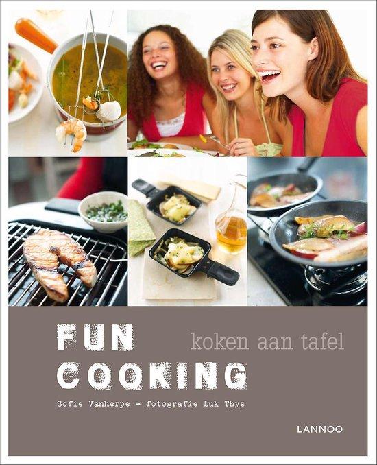 Fun cooking - Sofie Vanherpe |