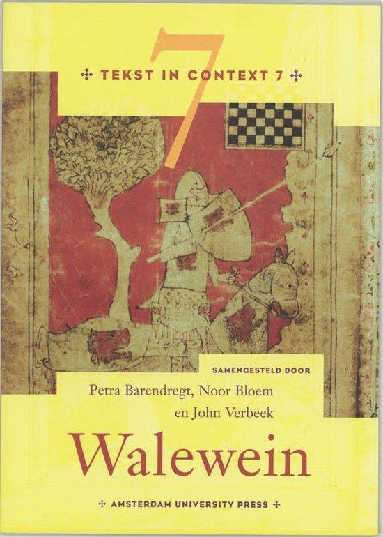 Walewein - J. Verbeek |