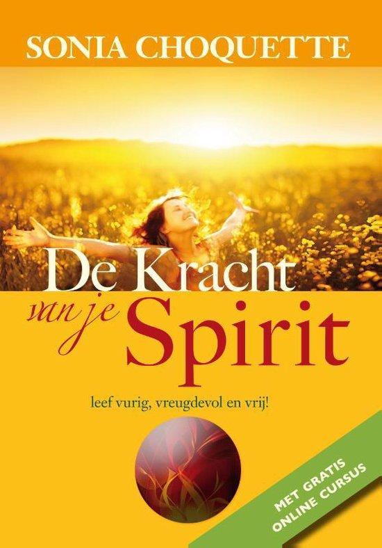 De kracht van je spirit - Sonia Choquette   Fthsonline.com