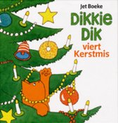 Prentenboek Dikkie dik viert kerstmis