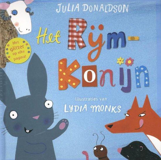 Het rijmkonijn - Julia Donaldson  