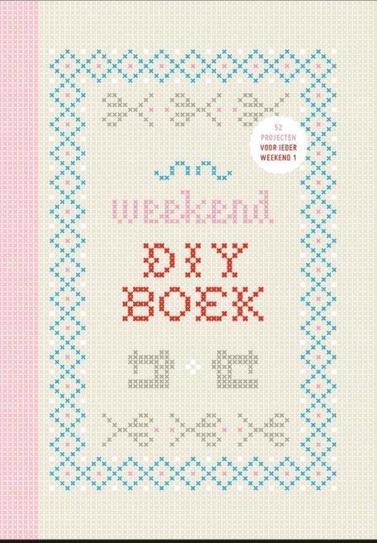 Weekend DIY boek - Yvonne Eijkenduijn |