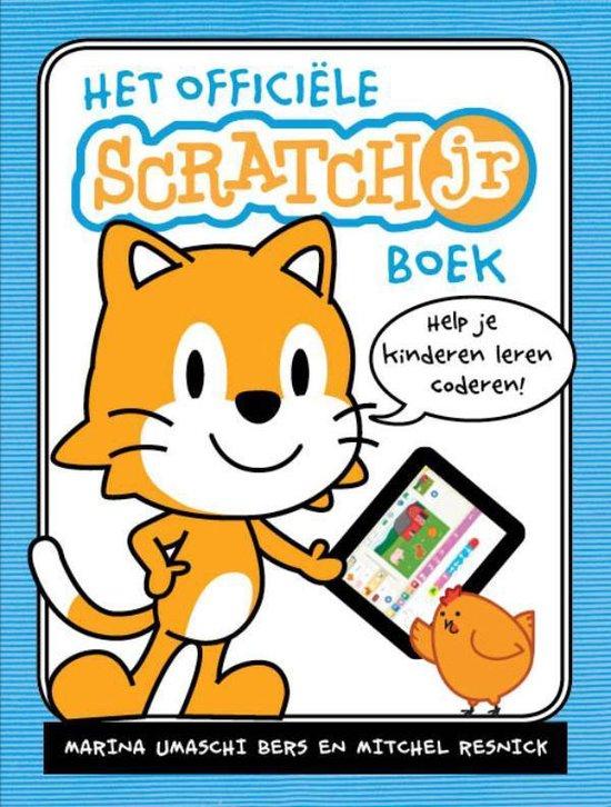 Het officiële ScratchJr boek - Marina Umaschi Bers | Fthsonline.com