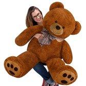 Teddybeer, knuffelbeer, teddy XXXL , knuffel, beer, bruin