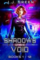 Boek cover Shadows of the Void van J.J. Green