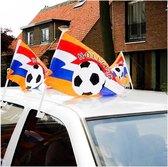 Oranje Autovlag - Koningsdag - EK voetbal - Formule 1