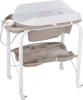 CAM Cambio Baby Bathing Station - Babybadset - TEDDY B - Made in Italy