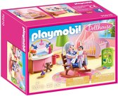PLAYMOBIL Dollhouse Babykamer - 70210 - Multicolor