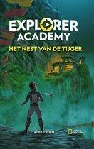 Explorer Academy 5 -   Het nest van de tijger