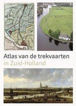 Boek cover Atlas van de Trekvaarten in Zuid-Holland van Ad van der Zee