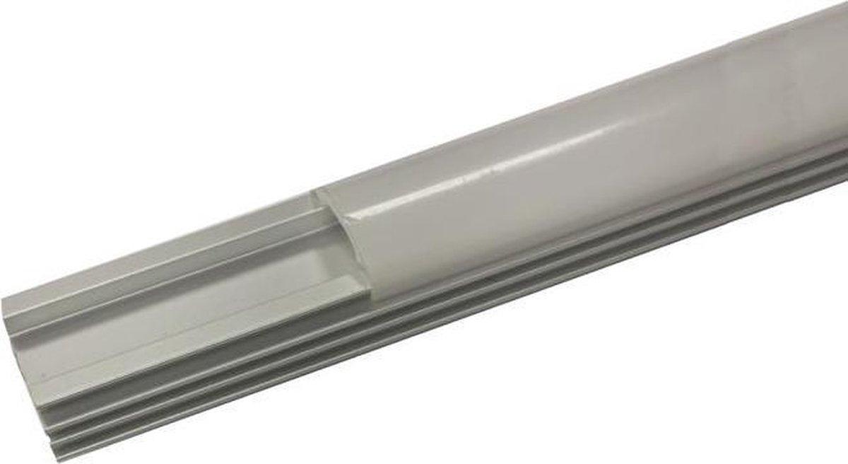 1m aluminium profiel voor ondoorzichtige LED-strip