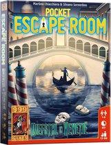 Pocket Escape Room: Diefstal in Venetië Breinbreker