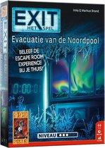 EXIT - Evacuatie van de Noordpool Breinbreker