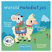 Geluidenboekjes  -   Wereldmelodietjes