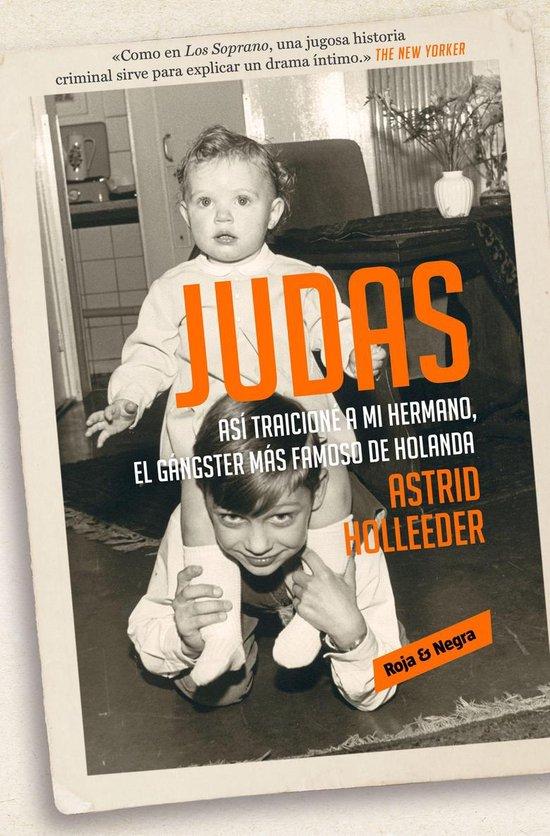 Boek cover Judas van Astrid Holleeder (Onbekend)