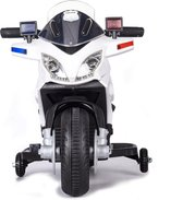 Kijana Politiemotor - Elektrische Kindermotor - Inclusief Sirene