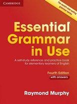 Essential Grammar in Use - fourth edition book + answers