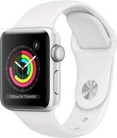 Bandje geschikt voor de Apple Watch 38 mm / 40 mm / S/M / iWatch bandje / Series 1 2 3 4 5 6 SE / Sp