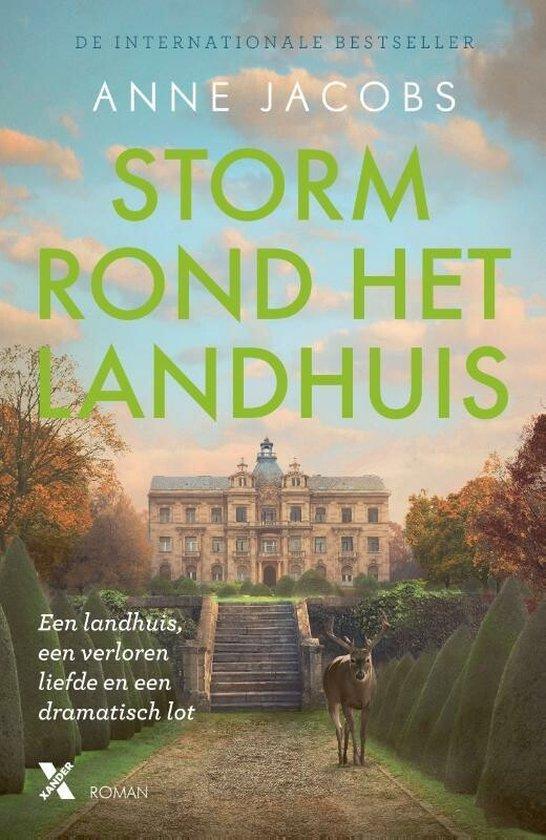 Het landhuis 2 - Storm rond het landhuis