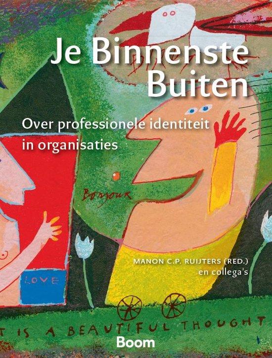 Boek cover Je binnenste buiten van Manon C.P. Ruijters (Hardcover)