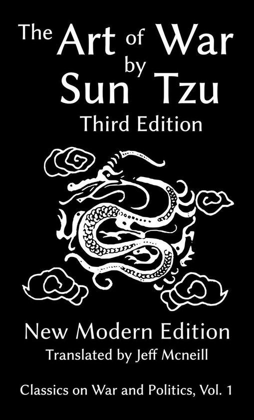 Boek cover The Art of War by Sun Tzu van Sun Tzu (Onbekend)
