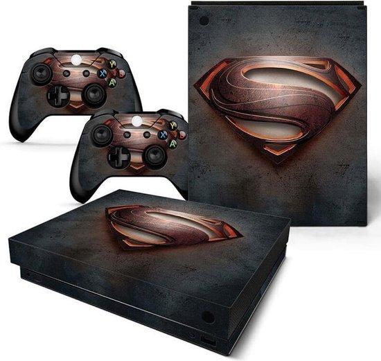 Superman – Xbox One X skin