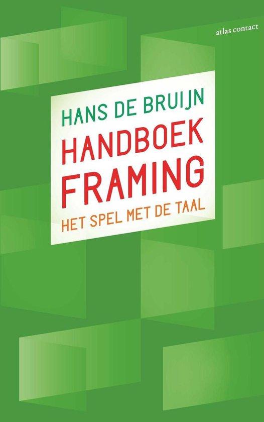 Handboek Framing - Hans de Bruijn |