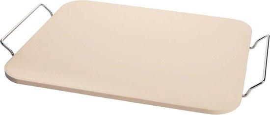 Afbeelding van Westmark  Pizzasteen 43,5 x 30,5 x 3,8 cm - Keramiek