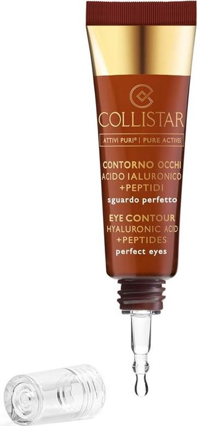 Collistar Pure Actives Eye Contour Hyaluronic 15 ml