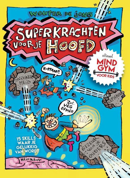 Afbeelding van Superkrachten voor je hoofd: MINDGYM voor Kids