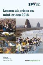 Lessen uit crises en mini-crises  -   Lessen uit crises en mini-crises 2018