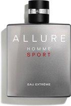 Chanel Allure Homme Sport Eau Extreme 150 ml - Eau de Parfum - Herenparfum