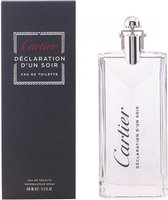 Cartier Eau De Toilette Declaration D'un Soir 100 ml - Voor Mannen