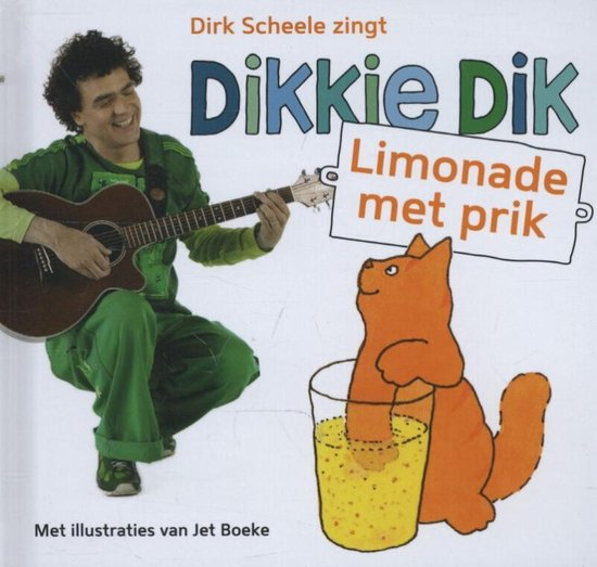 Dikkie Dik  -   Limonade met prik