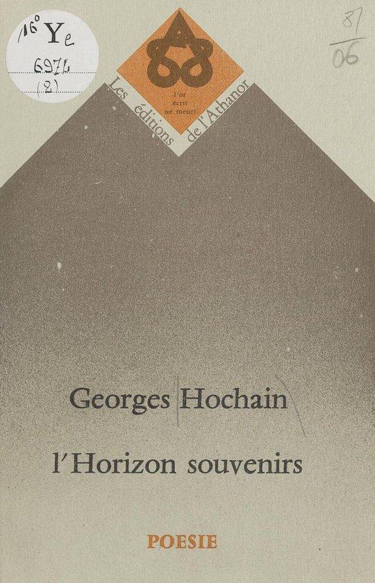 L'Horizon souvenirs