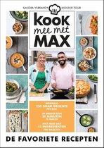 Boek cover Kook mee met Max van Omroep Max