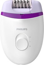 Philips Satinelle Essential BRE225/00 Epileerapparaat Paars, Wit