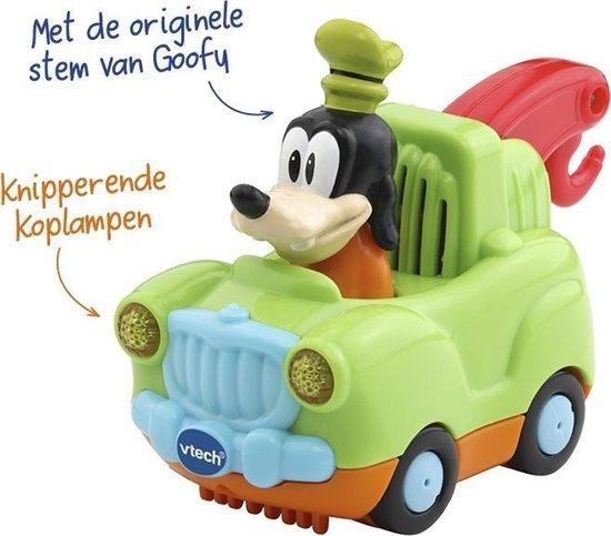 VTech Toet Toet Auto's Disney Edition Goofy Takelwagen - Speelfiguur