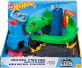 Hot Wheels City Cobra Crush - Racebaan