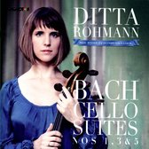 Bach: Cello Suites Nos. 1, 3 & 5