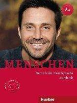 Menschen A2 - Dreibändige Ausgabe Kursbuch + DVD-ROM