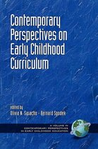 Omslag Contemporary Perspectives on Early Childhood Curriculum