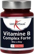 Lucovitaal Vitamine B Complex Forte Voedingssupplement - 60 tabletten