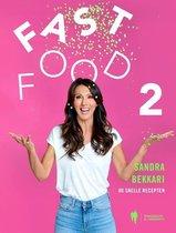 Boek cover Fast Food 2 van Sandra Bekkari (Hardcover)