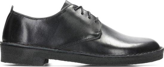 Clarks - Herenschoenen - Desert London - G - black polished - maat 12