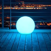 Lumisky Staande lamp - Sfeerverlichting Bol -  ø40cm - LED - 7 kleuren