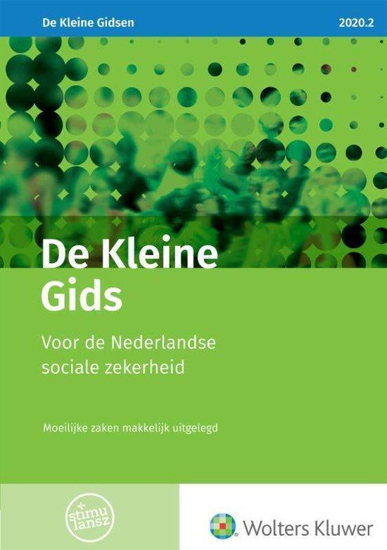 Boek cover De Kleine Gids voor de Nederlandse sociale zekerheid 2020.2 van L.Strobel (Paperback)