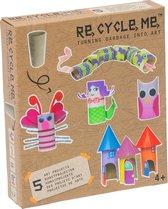 Re-Cycle-Me Knutselpakket: toiletrol